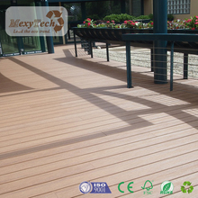 latest designs exported portable boards outdoor flooring crack-resistant wpc decking on sale
