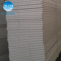 Easy installation sandwich panel wall /roof sheet/ EPS/XPS sandwich panels with good service