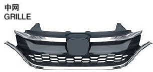 FOR HONDA CRV 2015' Auto Car grille
