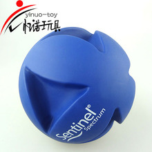 hot sale so cute blue pet ball good promotional pet toy