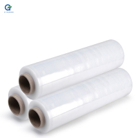 Best Selling Rolls Hand Pallet Plastic Shrink Wrap Lldpe Stretch Film