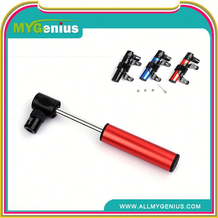 colorful small portable mini bike pump ,amd42 air pump motorcycle hot sale