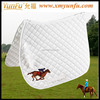 White Cotton Saddle Pad For Various Of Size