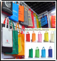 Professional manufacture customized PP non woven bag/Nonwoven shopping bag