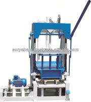 SMALL INVESTMENT PAVING BLOCK MACHINE