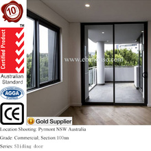 EBAhouse new design window aluminum sliding windows double glazed windows CE/AS2208/AS2047 aluminium window screen frame