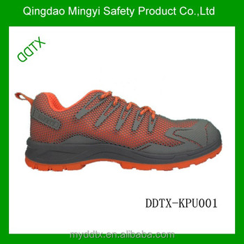 Accept OEM China athletic men's safety shoes
