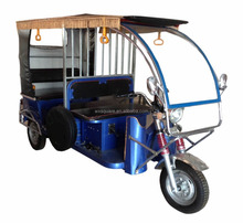 China electric rickshaw price for Indian market electric tricycle