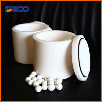 3L Teflon Plastic Grinding Ball Mill Jar for Nano Powder Grinding
