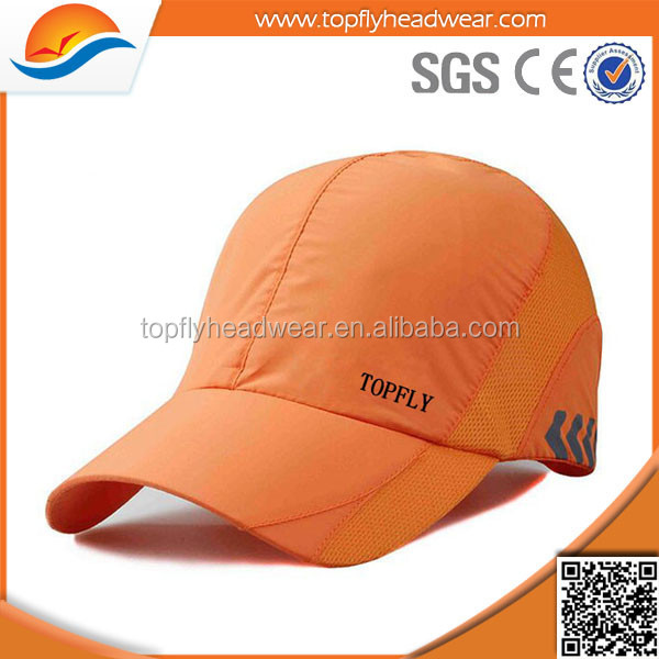 Trade Assurance soft textile sports cap with factory price