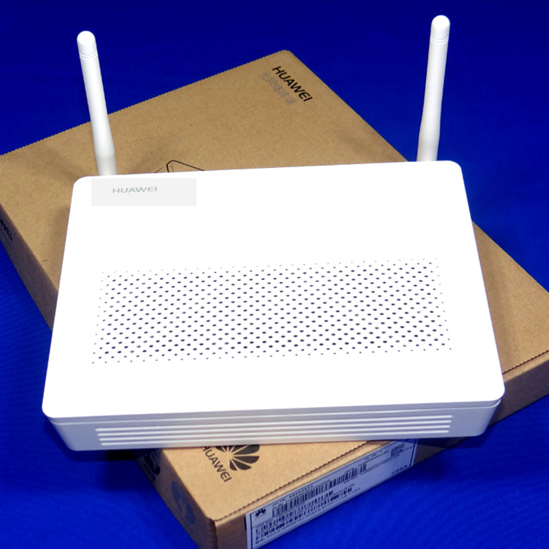 Huawei GPON ONU HG8546M with 1GE ports+3*FE ports+1*phone port+wifi, HG8546M with 2 antennas high gain wireless function