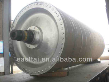 Spare part for paper machine and stock preparation