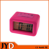 JYD- DAC06S Ideal Compact Size Digital Alarm Clock With Jumbo Big Digit Screen