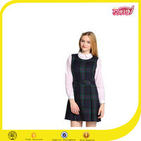 The high quality latest plaid dress patterns for girls sex hot images school dress