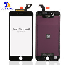 A +++ no dead pixel Original Glass Touch Screen Digitizer & LCD Assembly Replacement for iPhone 6 Plus & Free DHL
