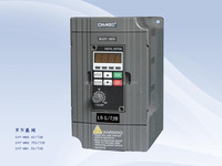 0.75kw Variable frequency converter with competitive price/ ac drive/ 400HZ/ 220VAC/ mini inverter/