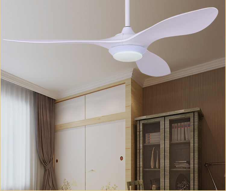 QUANMEIJIA dining room / restaurant decorative fancy 110 / 220V dc motor remote control ceiling fan