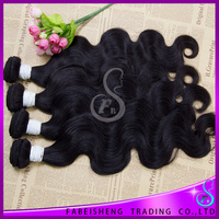 FBS HAIR 6A GRADE BLACK PEARL /NATURE human hair extension brazilian virgin hair