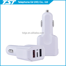 QC2.0 quick charge + type - c 3 usb8. 2 a car charger vehicle-mounted mobile charger