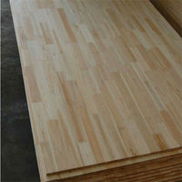 good quality and price finger jointed boards/panels