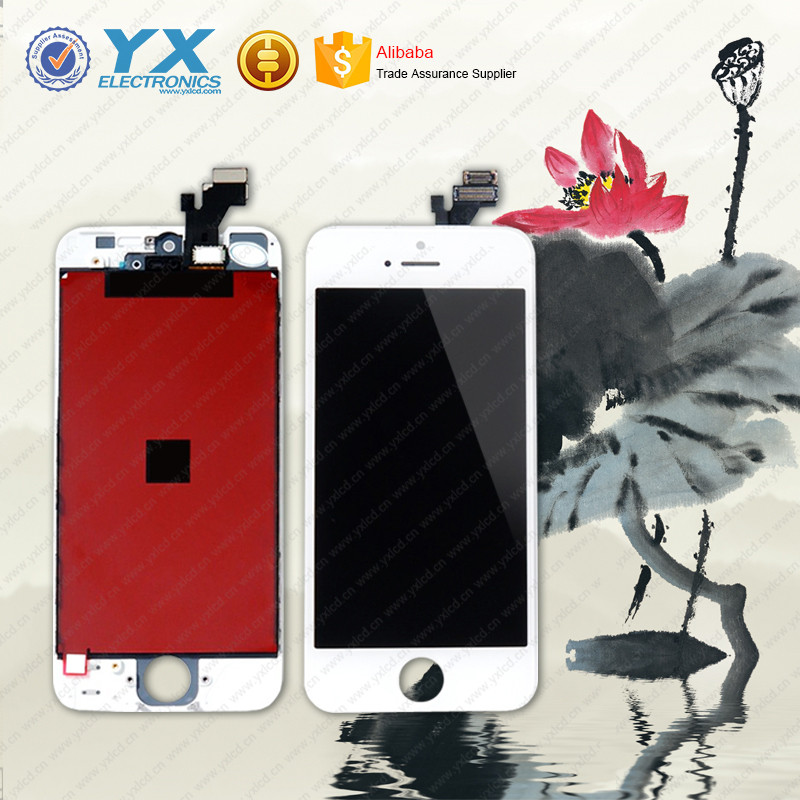 Original New Cheap Lcd Screen For Iphone 5 Lcd Digitizer Assembly, for iphone 5 Lcd Screen Touch Replacement