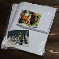 220gsm premium A4/A5/A6/4R/ A3 size paper double sided high glossy inkjet photo paper