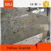 Flower Yellow Granite Countertop Popular Design