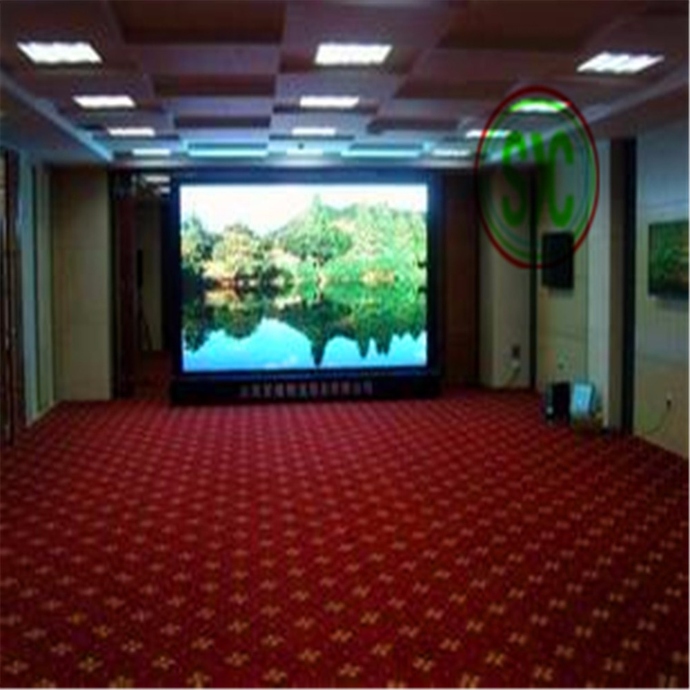 Indoor 3-1 SMD full color led display screen p2.5 p3 p4 p5 p6mm LED video wall panel exterior