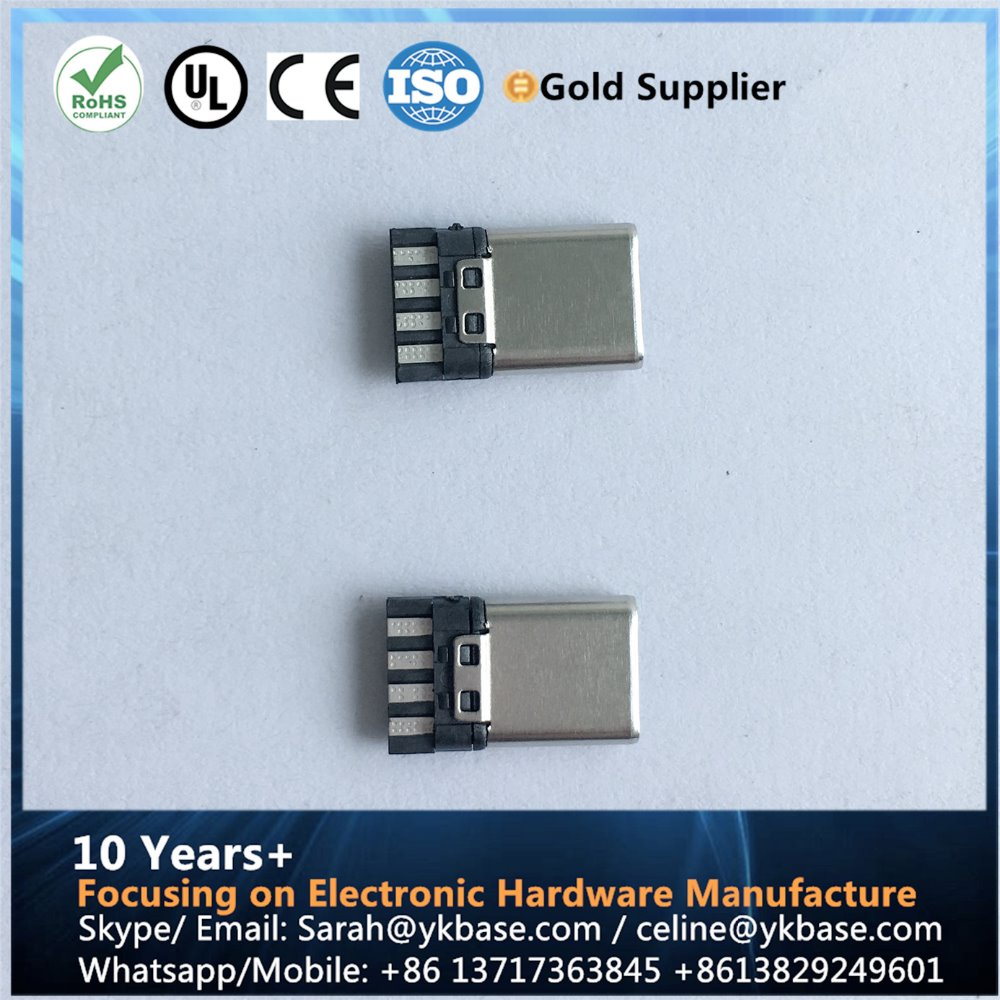 mini usb connector usb 3.1 type c male head micro usb male connector