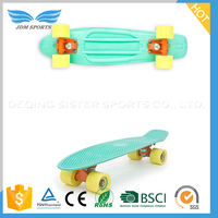 Widely Use Hot Selling 27 cruiser plastic skateboard