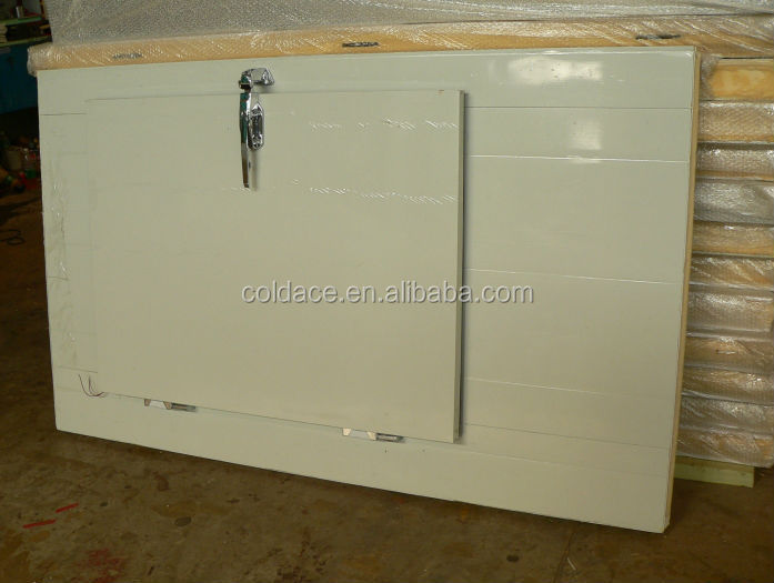 high quality walk in solar power cooler room