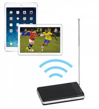 Support Android DVB-T2 for phone / Pad WIFI-TV300