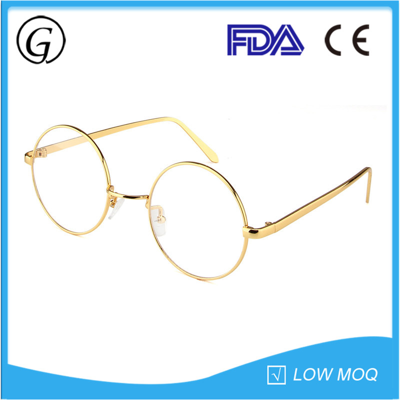 Gold Frame Optical Round Silicon Nose Pad for Eyeglasses Vintage 2016