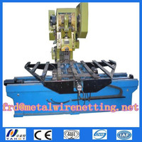 Sheet metal hole punch machine perforation press