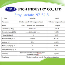 99% Ethyl lactate 97-64-3 with best price