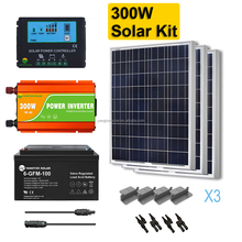 energy saving solar lighting kit