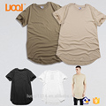 Wholesale Short Sleeve 100% Cotton 180g O-neck Oversize Plain Men's T Shirt
