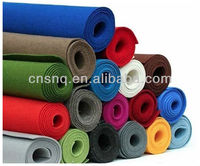 non woven 100% polyester hard type cloth