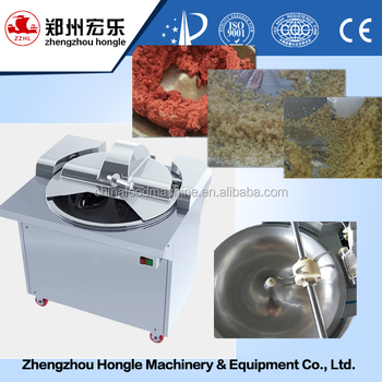 High Quality Meat Bowl Cutter / Meat Chopping Machine / Bowl Cutter For Meat