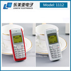 Оригинал Unlockde Основной нестационарный видеотелефон 0112/1111 Двухдиапазонный GSM 000/1800 от батареей