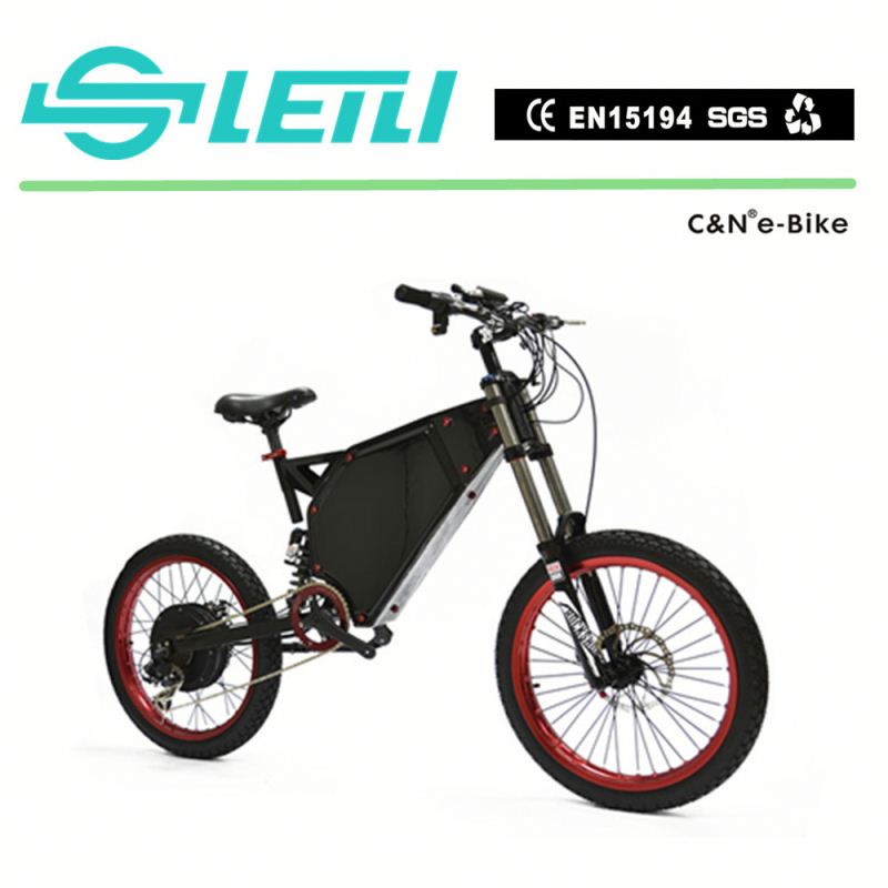 Notebike fashion design 2017 new electric bike with TFT display