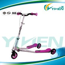 3 wheel flicker scooter for adult, foldable speeder scooter wholesale