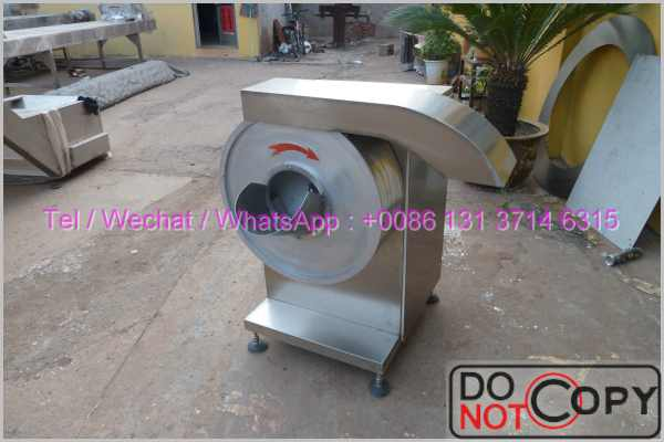 zhengzhou megaplant factory price semi automatic potato chips making machine
