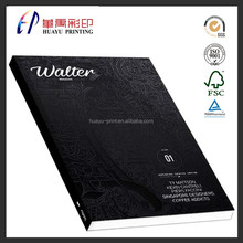 Double-Fan Adhesive Binding Book Printing PUR Type with Wood Free Paper
