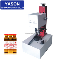 Oral Liquid Oral Solution Penicillin Essential Oil Bottle Crown Capper Electric Capping Machine