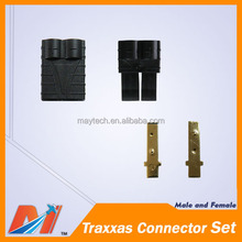 Maytech Traxxas Connector Set male and female in pair