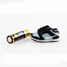 Air Dunk Low Pro Sneaker Shoes 3D Keychain