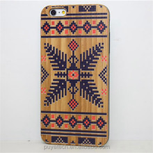 2016 new design wood + pc materail case for iphone 5,5s,6,6s