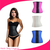 No moq 6XL rubber waist medical corsets for women