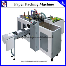 A4 size paper cutting machine sheeter with automatic wrapping packaging unit.(photocopy/copier paper machine)